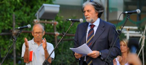 Giudice Scarpinato - commemorazione Paolo Borsellino