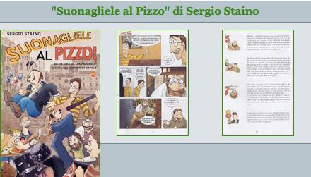 Suonagliele al pizzo di Sergio Staino