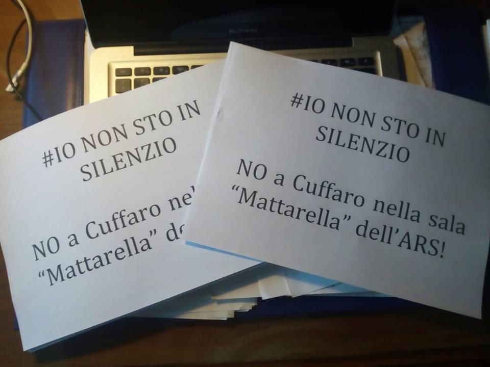 IO NON STO CON CUFFARO
